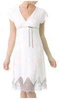 Ночная сорочка Alice с короткими рукавами