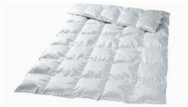 Royal - летнее пуховое одеяло - пух гаги в шелке