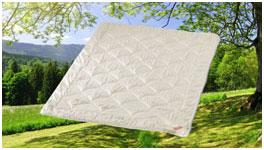 Летнее шелковое одеяло Джаспис Роял