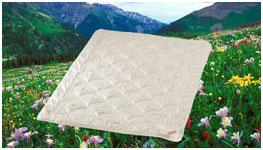 Летнее шелковое одеяло Рубин Роял