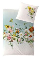 Постельное белье Flying flowers, лиоцель Tencel