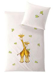 Детское постельное белье Giraffe, лиоцель Tencel