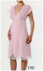 Ночная сорочка женская из вискозы MicroModal