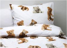 Детское постельное белье Bear, поплин Christian Fischbacher