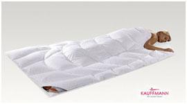 Летнее пуховое одеяло