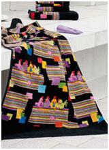 Шенилловые полотенца Chickenchat