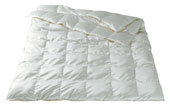 Женева - пуховое двойное одеяло на кнопках
