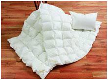 Пуховое одеяло Премиум Тенсел Комби