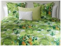 Трикотажное постельное белье Papagallo