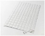 Летнее пуховое одеяло Premium Tencel silver protection