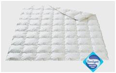 Летнее пуховое одеяло SANITIZED