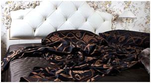 Шелковое постельное белье Siena