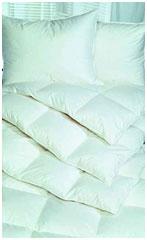 Пуховое одеяло KAUFFMANN Premium Tencel silver protection